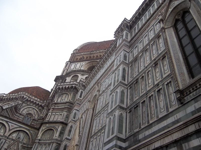 Duomo side view