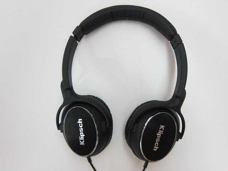 Klipsch Reference R6i On-Ear Headphones - Front