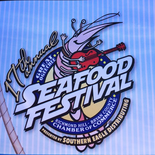 The Great Ogeechee Seafood Festival