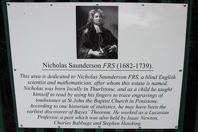 Nicholas Saunderson