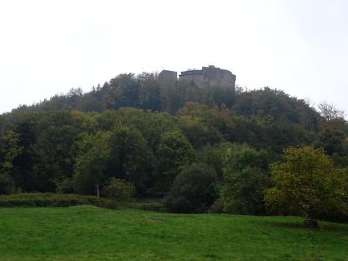 Ebersteinburg castle ruin