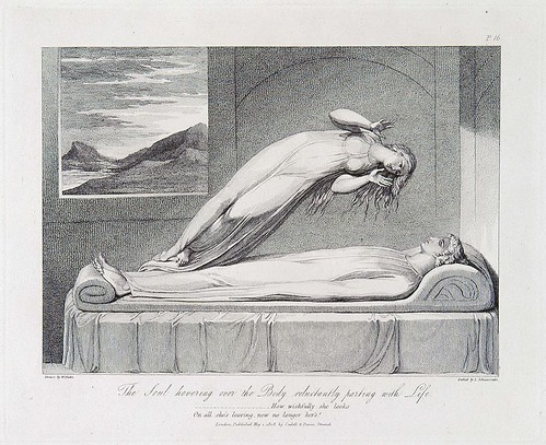 The Grave por Robert Blair (1808)