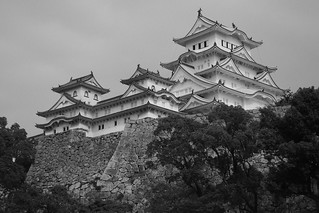 Himeji Castle on OCT 22, 2015 (8)