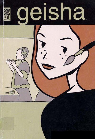 Geisha by Andi Watson