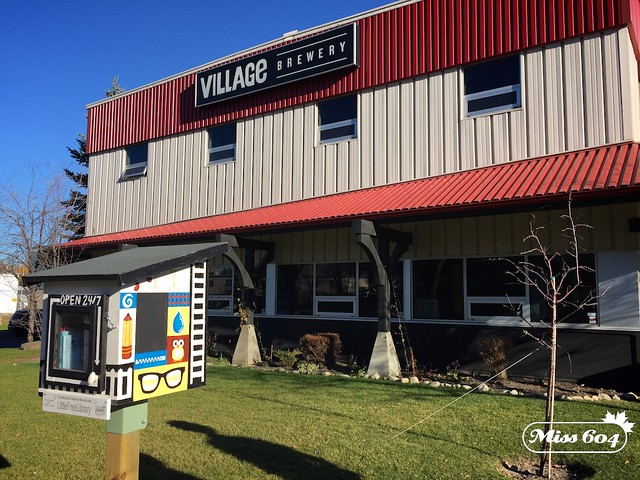 Village Brewery in Calgary