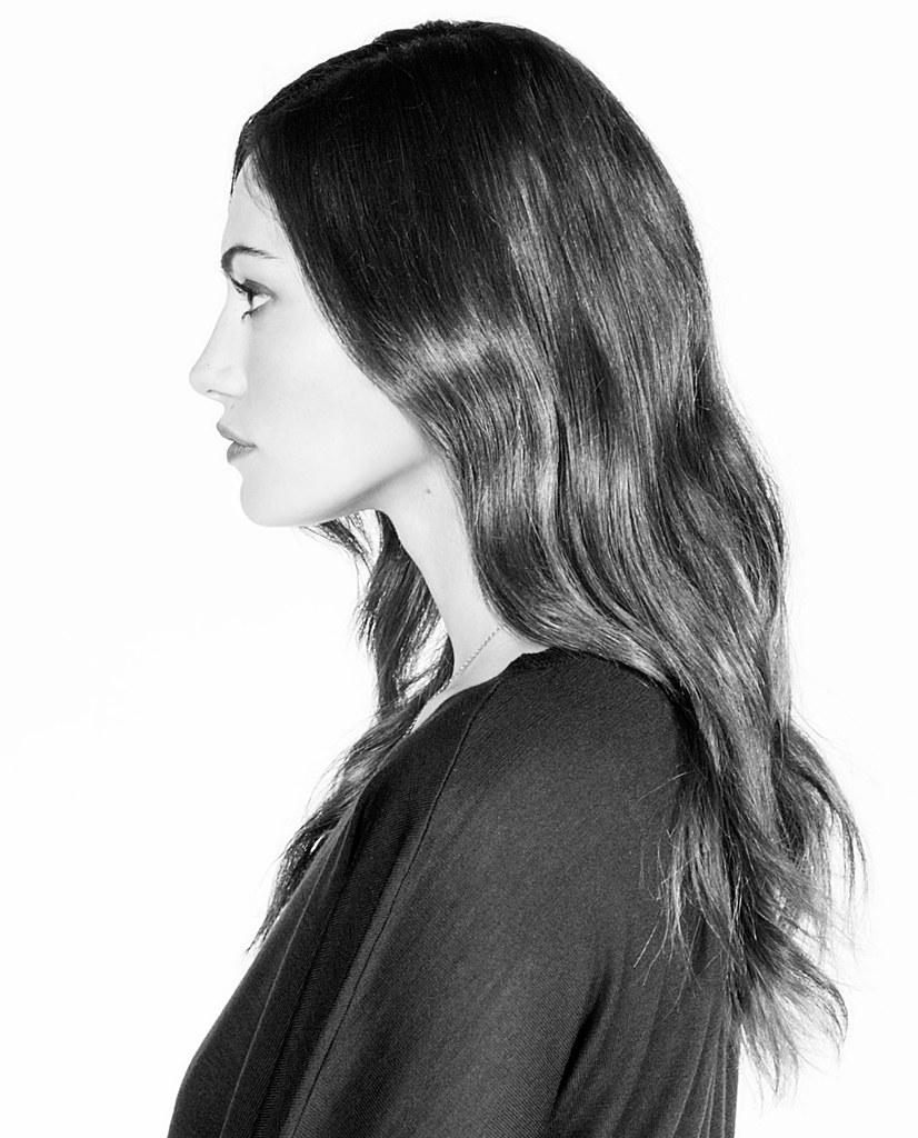 Фиби Тонкин — Фотосессия для «MTV News» 2015 – 2