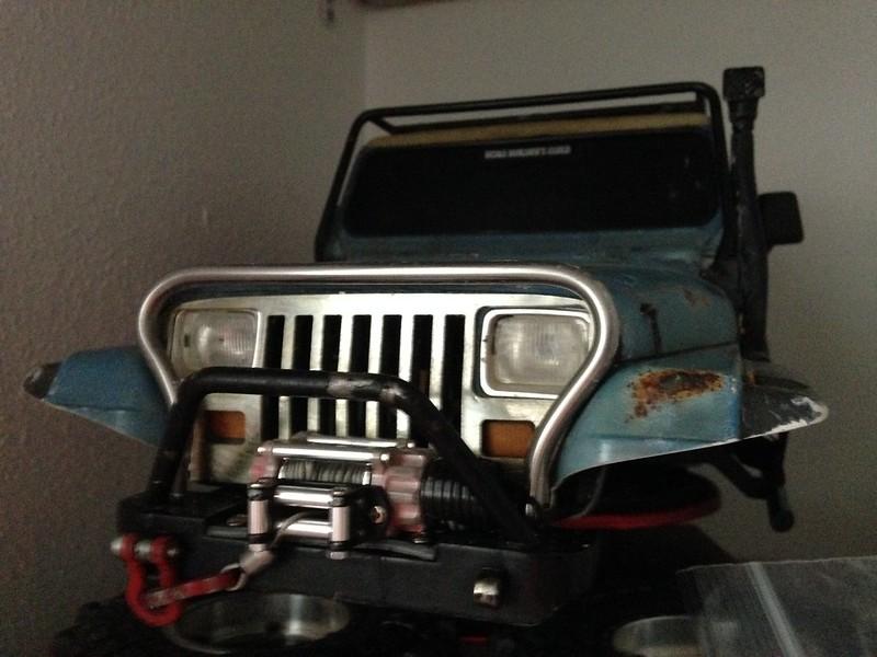 Jeep Wrangler YJ RcModelex 22639633490_68c459aaf8_c