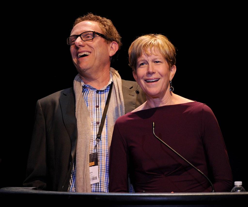 Marc and Brenda Lhormer - NVFF 2015 Awards Ceremony