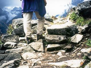 Peru Machu Picchu Trail
