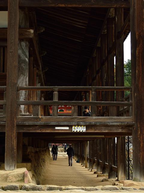 豊国神社(千畳閣) Toyokuni Shrine (Senjokaku)