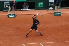 Roland Garros 2015 - Jo-Wilfried Tsonga