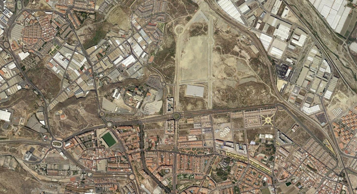 almería, to the mery, después, urbanismo, planeamiento, urbano, desastre, urbanístico, construcción, rotondas, carretera