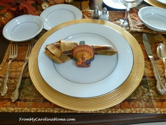 Thanksgiving Tablescape 2015 5