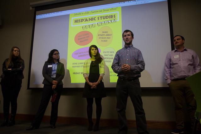 Hispanic Studies Open House