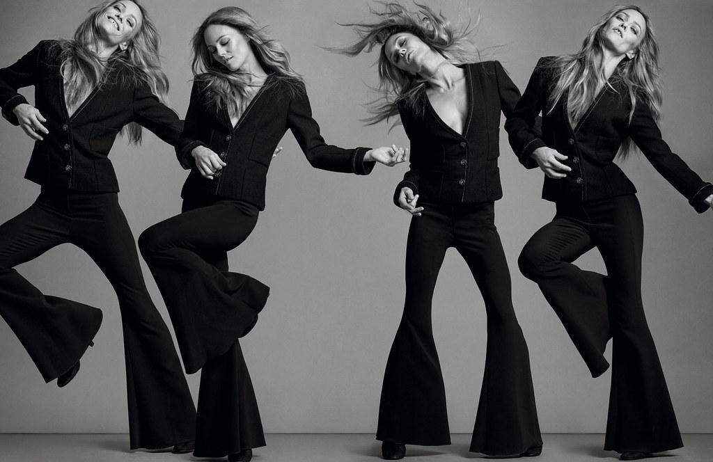 Ванесса Паради — Фотосессия для «Vogue» FR 2015 – 3