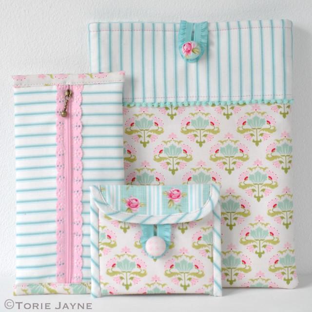 Pretty Sewn Accessories