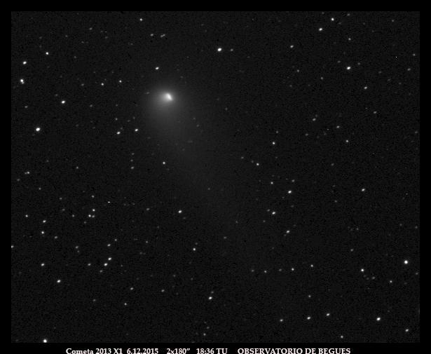 Cometa 2013 X1 03 12 2015 RECORTADA