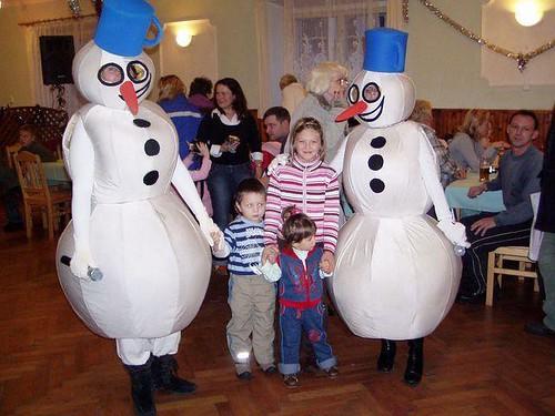 2007 - Vánoční nadílka