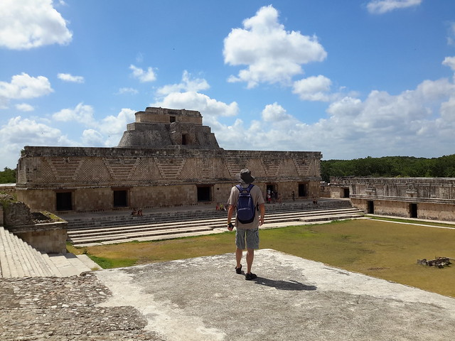 Quadrangle de les Monges, Uxmal.