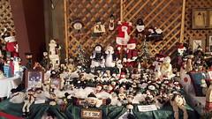 Nativity scenes and singing