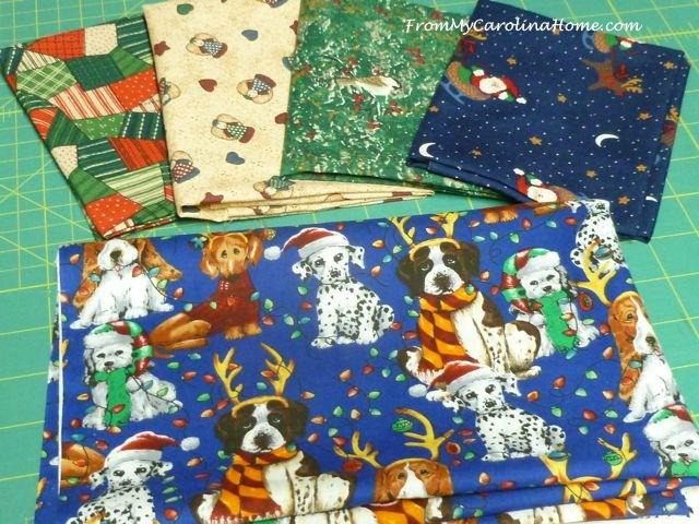 Giveaway Fabrics 12-9-15