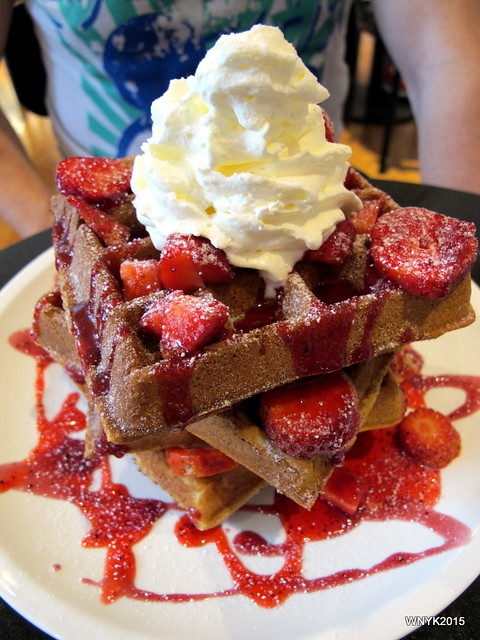 Stack of Waffles