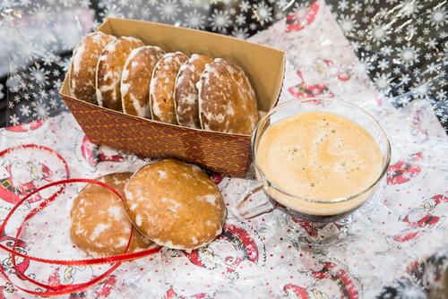 German Gingerbread aka Nurnberger Lebkuchen