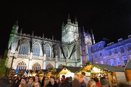 Week 7&8: Christmas Markets & Downton