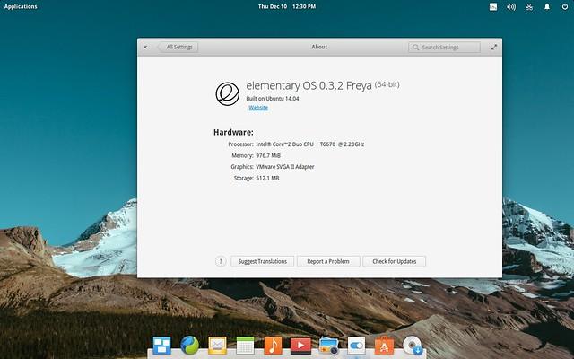 "elementary OS ""Freya"" 0.3.2"