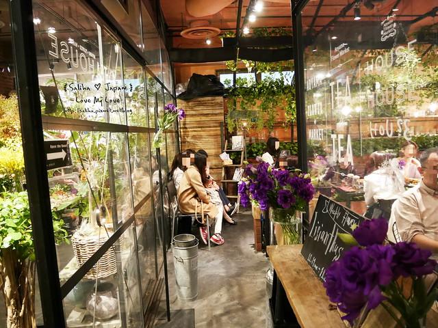 日本東京表參道花店咖啡館Aoyama Flower Market Tea House青山店  (32)