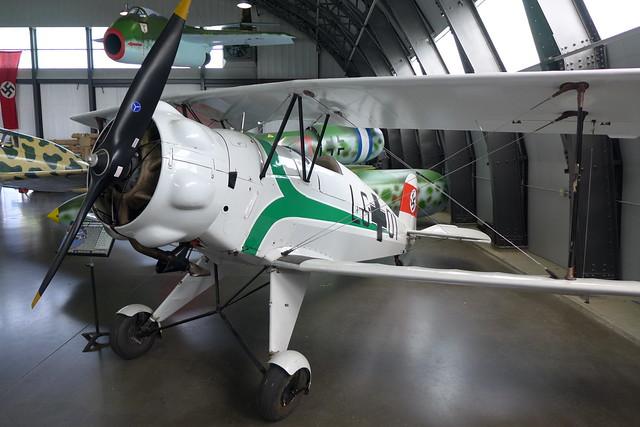Bücker Bü 133C Jungmeister