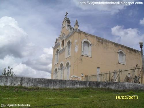 Quebrangulo - Igreja do Rosário