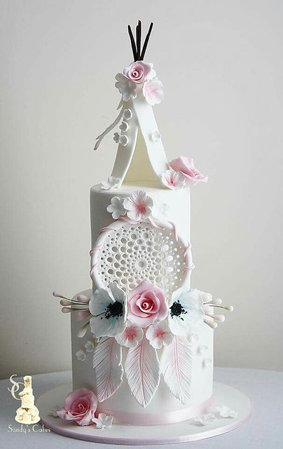 Cake by Sandy's Cakes