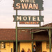White Swan Motel by Thomas Hawk