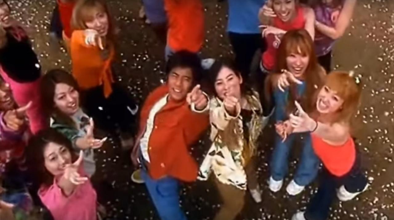 香港載歌載舞的電影愈拍愈少。(《芭啦芭啦櫻之花》電影擷圖)