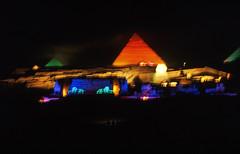 Ägypten 1999 (626) Kairo: Pyramiden von Gizeh