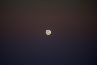 A Full Moon Is Seen Over Bangladesh as Secretary Kerry Flies From Tbilisi to Hanoi