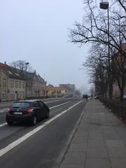 Albanigade, Odense