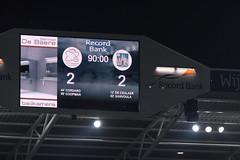 WAREGEM, 04-03-2017, Regenboogstadion. SV Zulte Waregem - KVC Westerlo. Terugronde Jupiler Pro League 2016-2017. 2-2..Doelpunten: 12' De Ceulaer 0-1, 44' Cordaro 1-1, 52' Ganvoula 1-2, 92' Cooman 2-2..Gele kaarten: Lepoint, Schuermans..Rode kaart: Cordaro