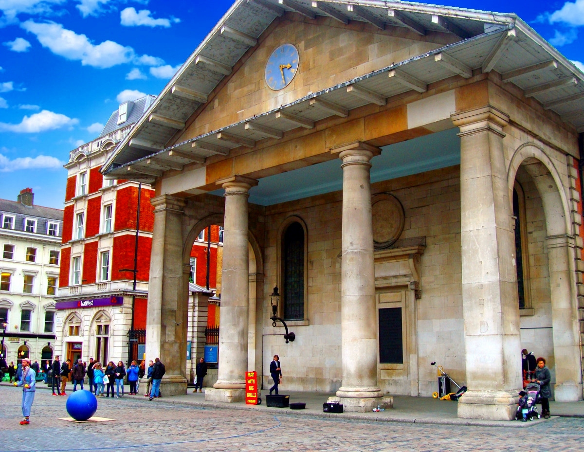 10 Fascinating Facts About Covent Garden London