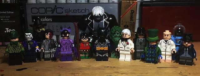 The Long Halloween/Dark Victory