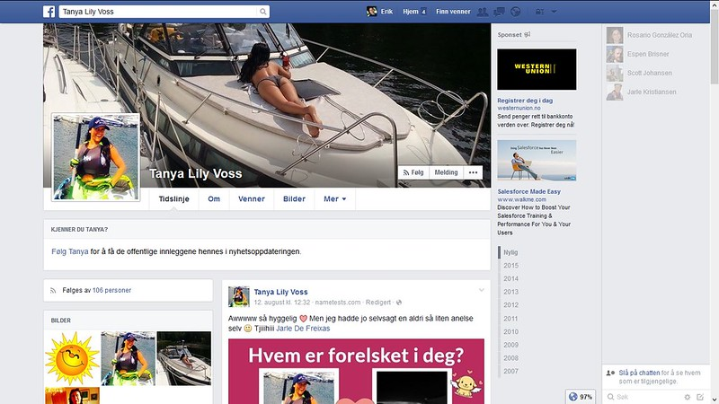 tanya facebook