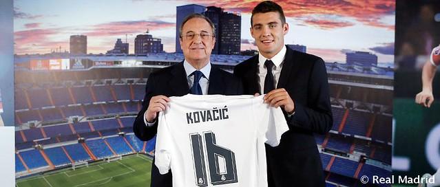 Fichajes: El Real Madrid ficha a Kovačić