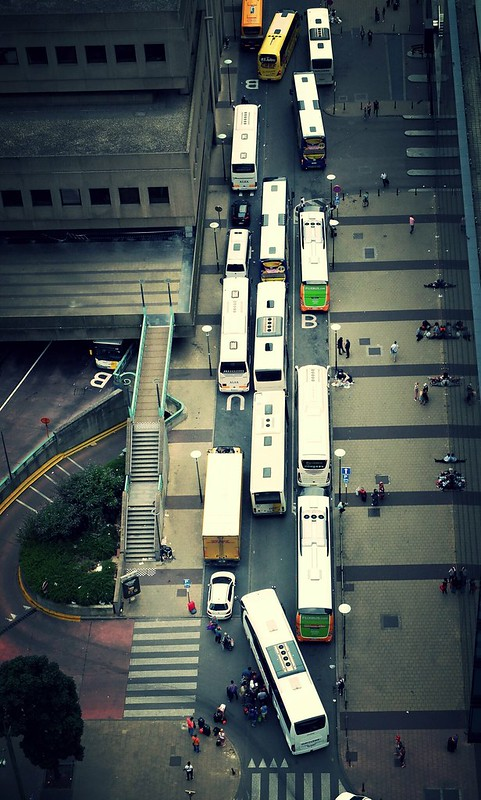 bus labyrinth