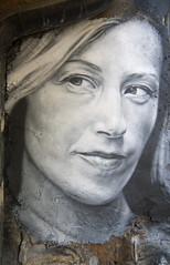 Cindy Sherman, painted portrait _DDC2639
