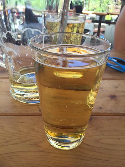 Square Mile cider - Pono Ranch
