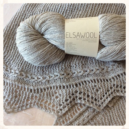 Elsa Wool Cormo and Hop Brook