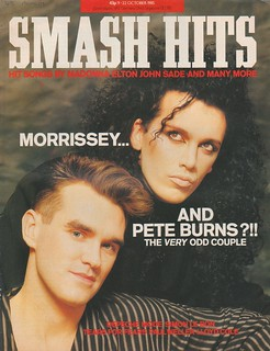 Smash Hits, October 9, 1985