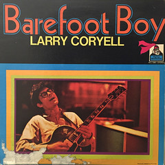 LARRY CORYELL:BAREFOOT BOY(JACKET A)