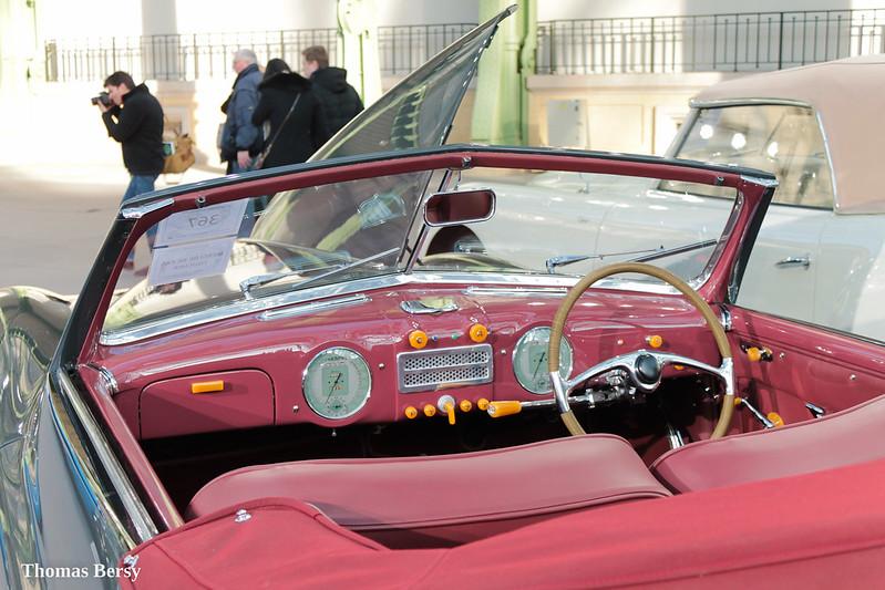 [75][04 au 08/02/2015] 40ème Salon Retromobile - Page 16 21182577072_99ea4eb9fa_c